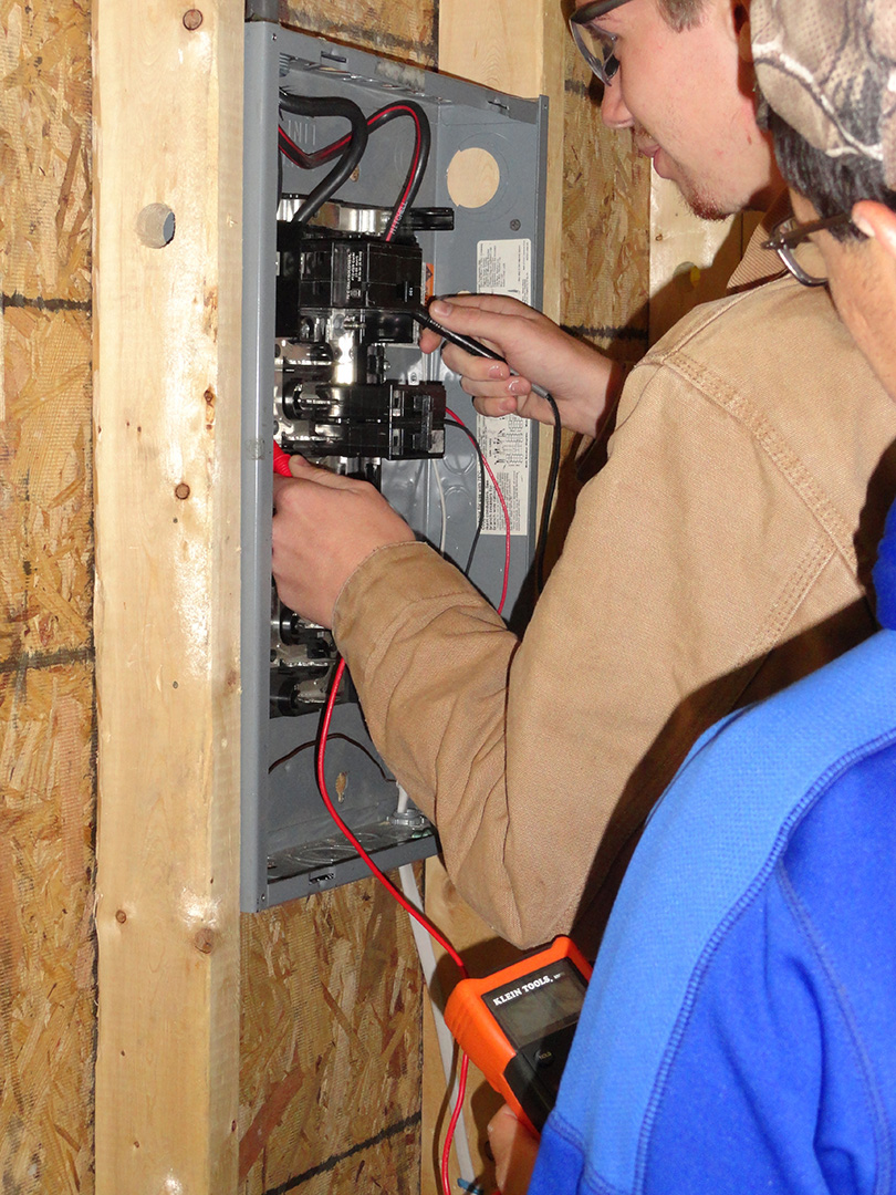 Electrical Technician Residential Wiring Techniques Previousnext