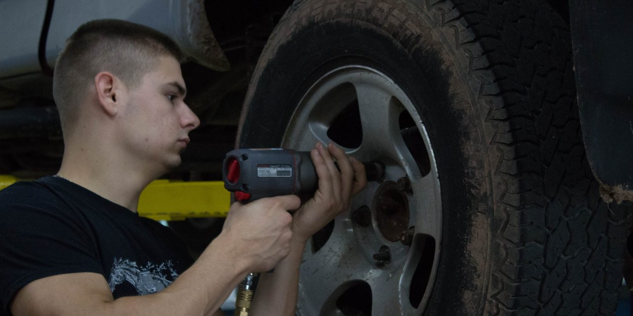 Tired of Old Tires