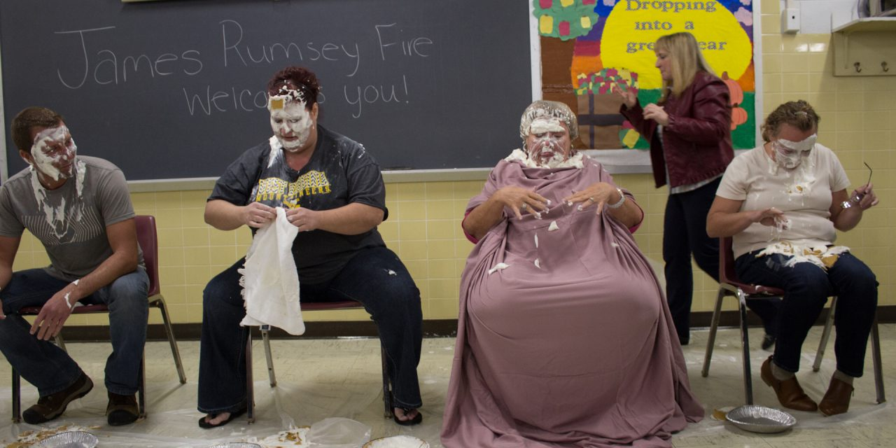 Pie A Teacher