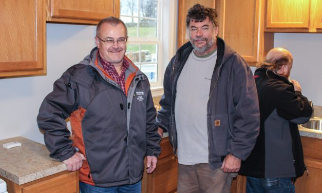Tiny Home Project Open House