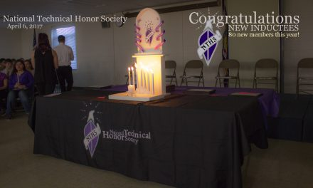 2017 NTHS Induction Ceremony