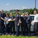 Martinsburg Police Department Visits Criminal Justice