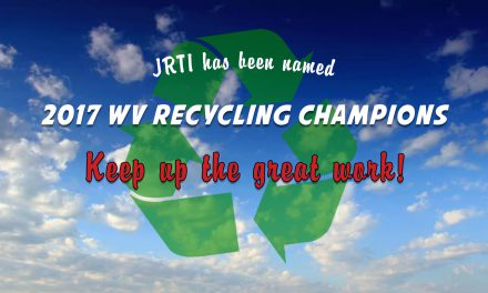 JRTI Receives Recycling Award