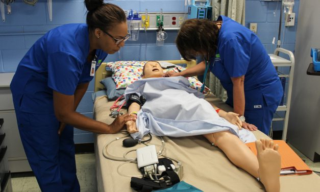 New Generation of Aspiring Nurses
