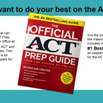 ACT Prep Guides For Sale