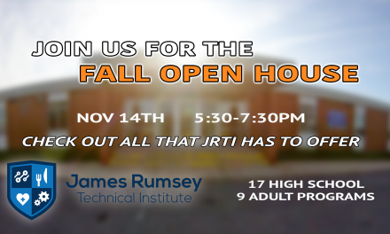 Open House at JRTI