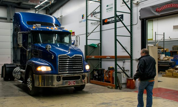 Truck Driving Expands Fleet