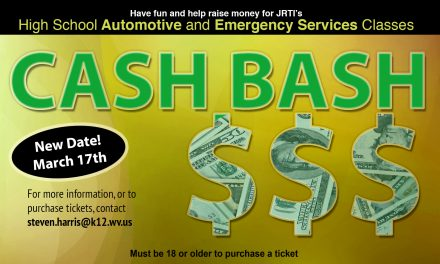 Cash Bash has a New Date!