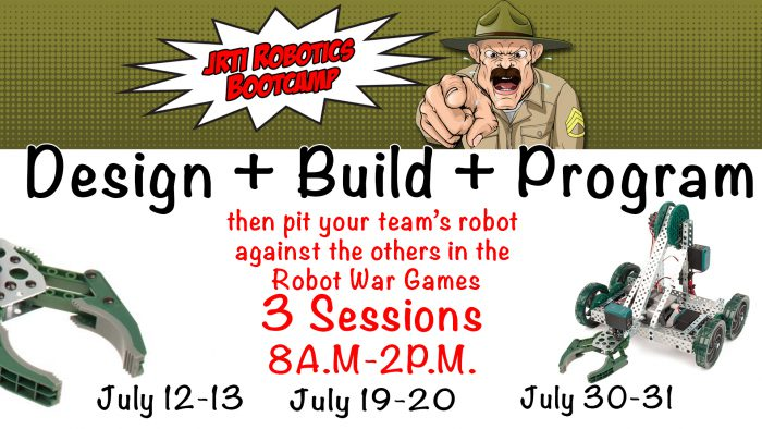Robotics Boot Camp Session 3