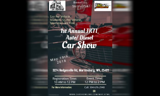 First Annual CAR SHOW – SkillsUSA Benefit | May 19th