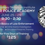 Junior Police Academy June 25-29