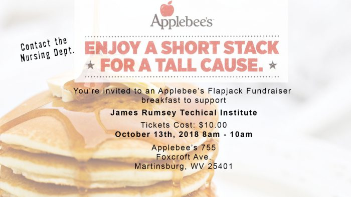 Applebee's Flapjack Fundraiser breakfast