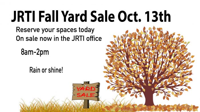 Fall Yard Sale