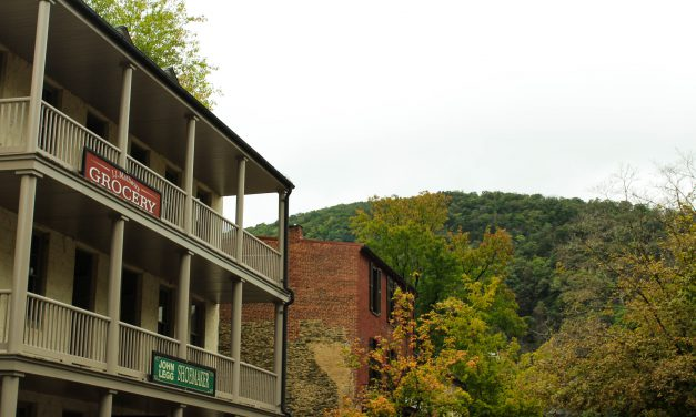 Chasing History at Harper's Ferry