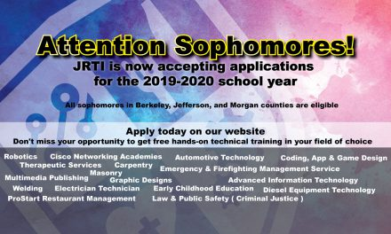 JRTI Sign-Up for Sophomores