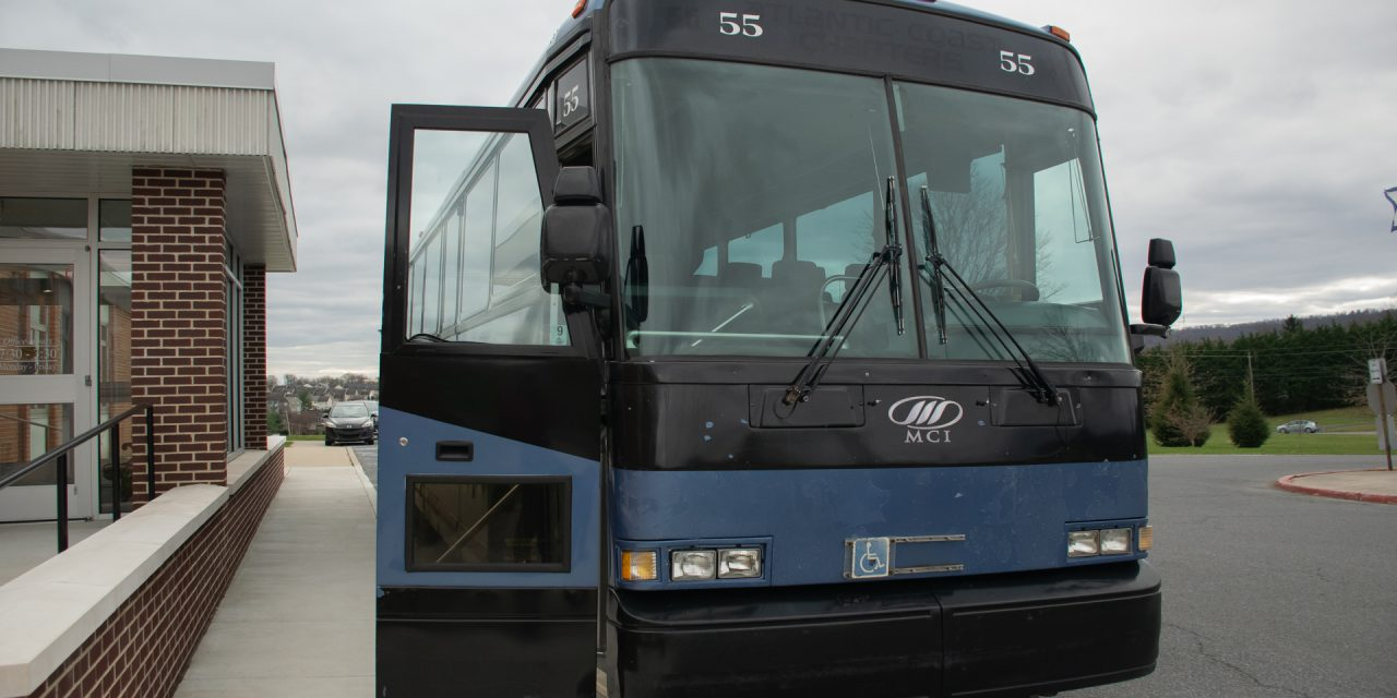 Motorcoach Donated to JRTI