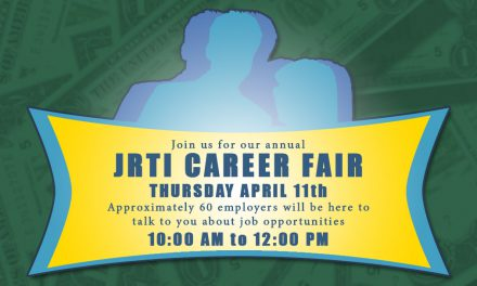 Join us for the JRTI's Annual Career Fair