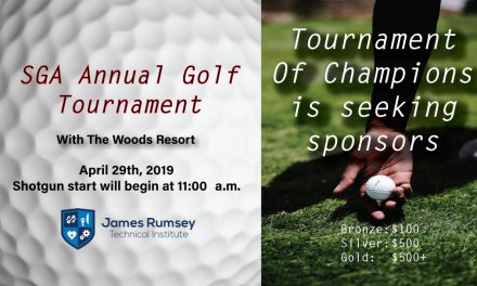 Tournament of Champions Seeking Sponsors