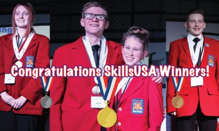 Congratulations SkillsUSA Winners!