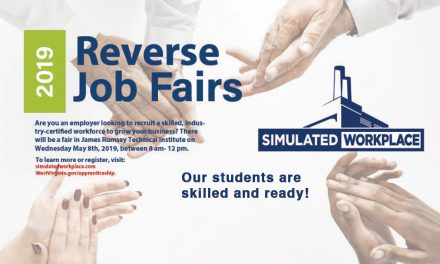 Attention Employers! Join us for the Reverse Job Fair May 8th