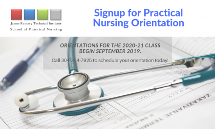 Signup for Practical Nursing Orientation