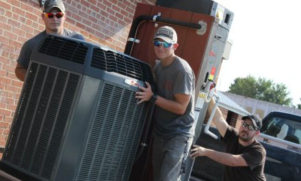 HVAC Program Purchases New Equipment