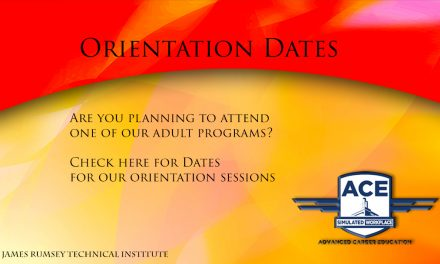 Orientation for Adult Programs