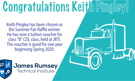 Congratulations Keith Pingley!