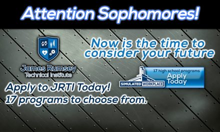 JRTI is Now Accepting Applications to Our 17 High School Programs