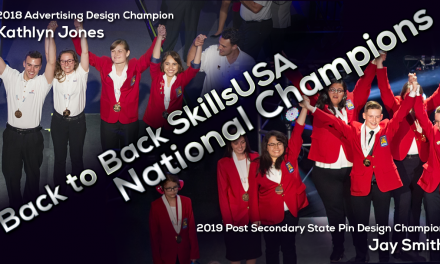 SkillsUSA Winners Announced