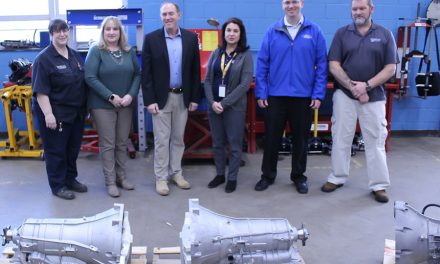 New Transmissions Donated to Automotive Technology