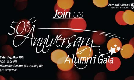 Join us for The Alumni Gala To Celebrate JRTI'S 50TH ANNIVERSARY