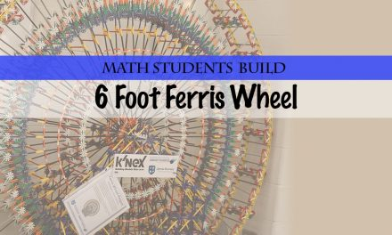 Math Students Design and Build Ferris Wheel