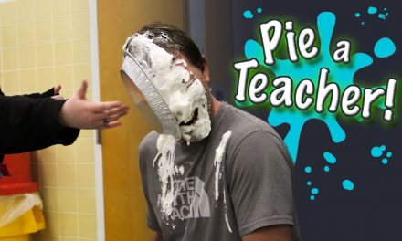 PIE A TEACHER!