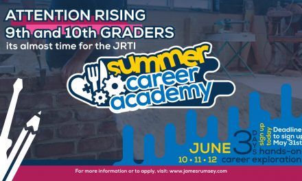 Sign Up for the summer career academy