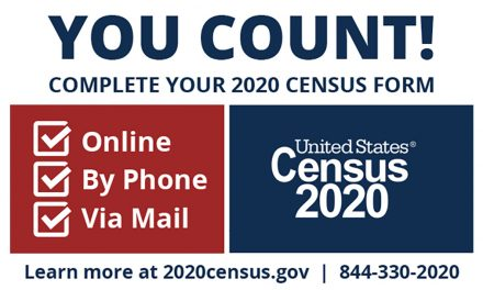 Help Our Community by Filling out the Census