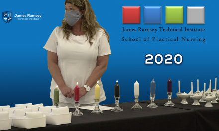 2020 Practical Nursing Pinning Ceremony