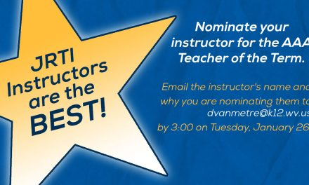 Nominate your Instructor